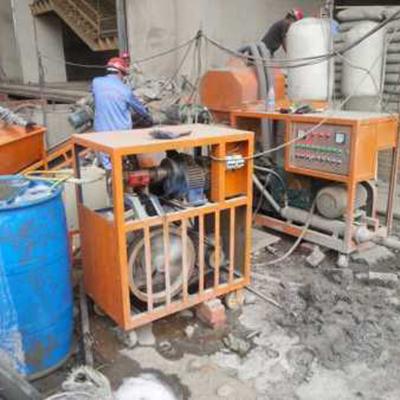 宁夏泡沫混凝土厂