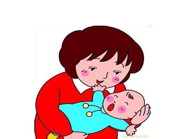 蘭州月嫂公司為您分享嬰兒吃奶后拍嗝注意事項