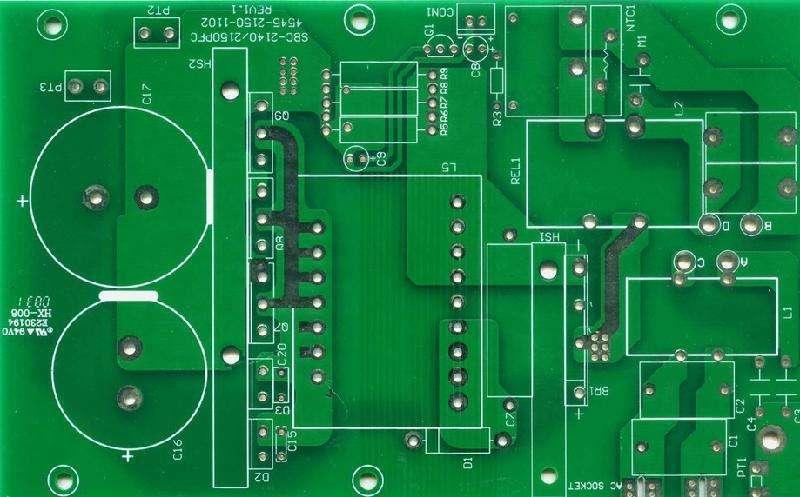 西安pcb电路板制作厂家找陕西子竹oem代加工厂