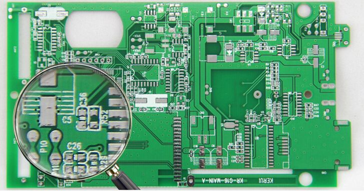 西安pcb线路板设计加工