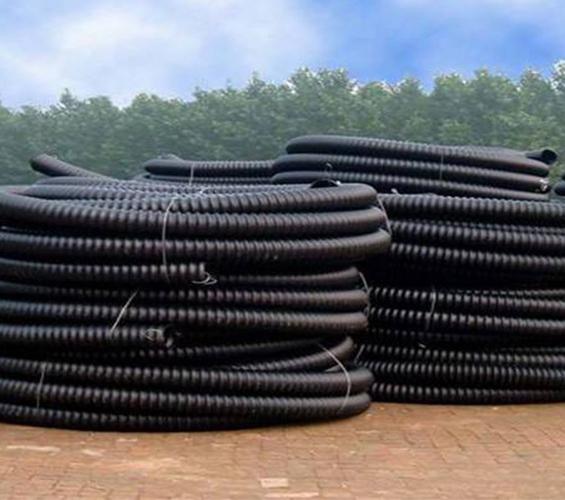 厂家介绍塑料波纹管的成形原理