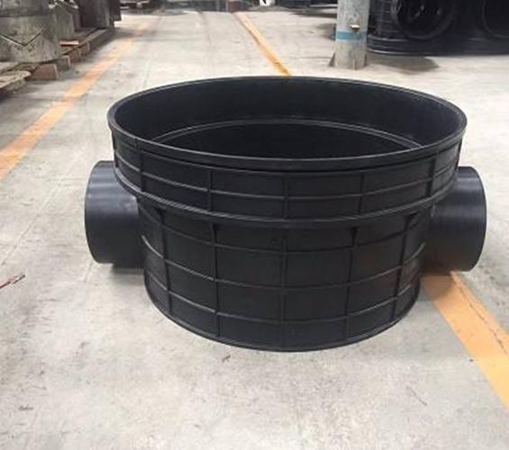 流槽式塑料检查井