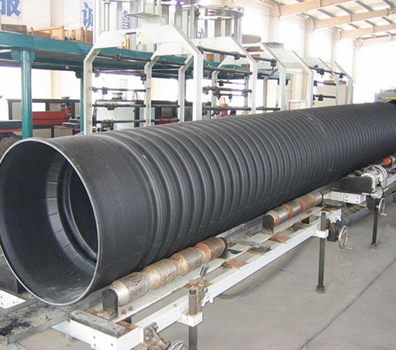 HDPE双壁波纹管施工的六大步骤介绍