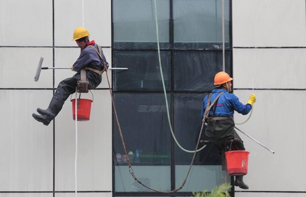 高空清洗工程公司