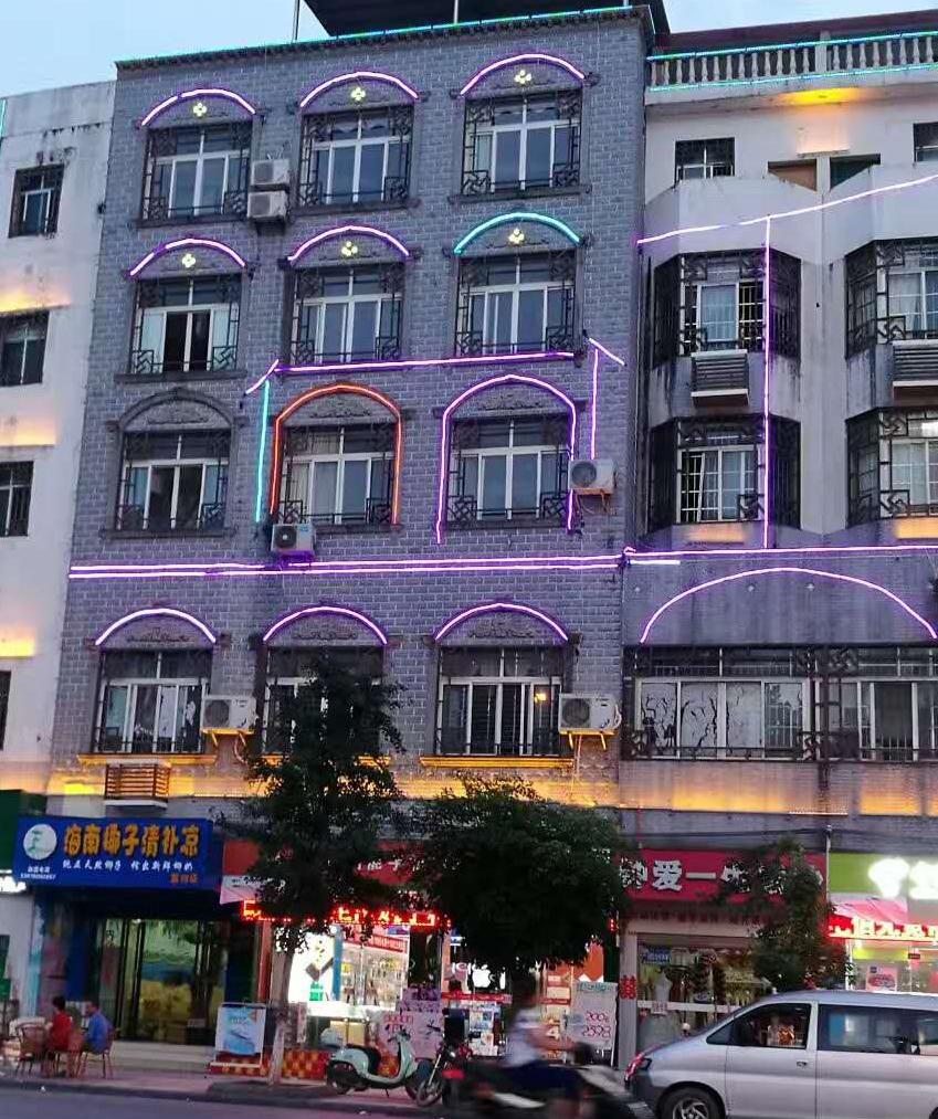 贵州高空作业照明高端亮化工程