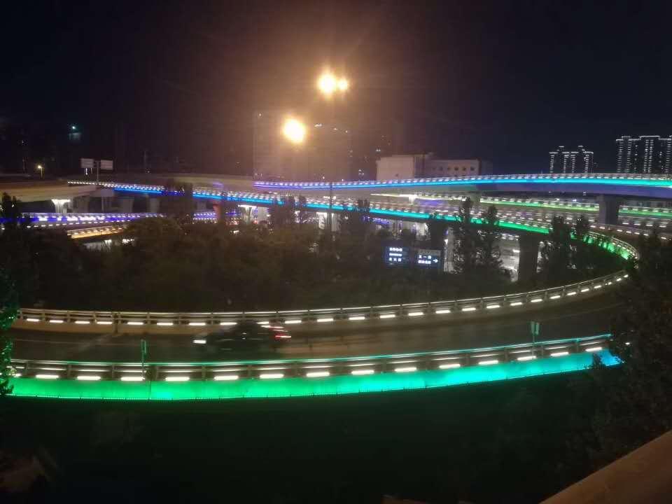 高空作业照明高端亮化工程公司