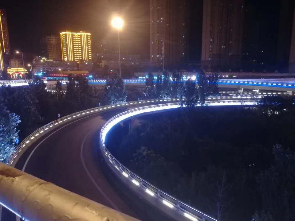 贵州城市亮化夜景LED灯工程