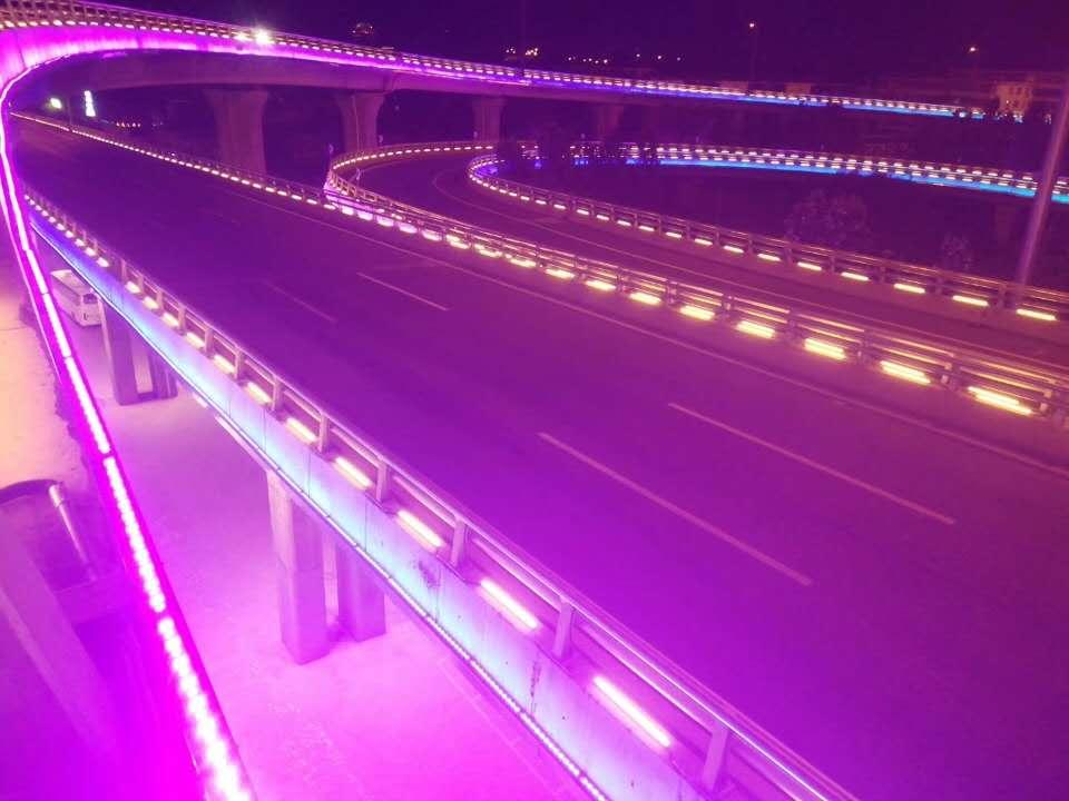 城市亮化夜景LED灯工程公司