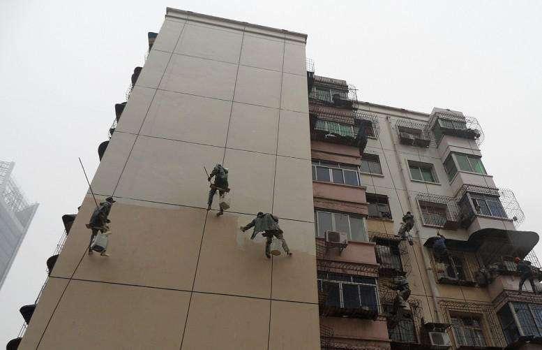 外墙粉刷要求的注意事项