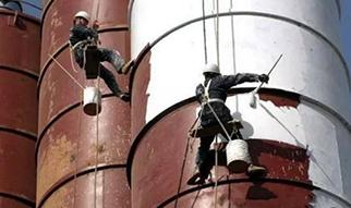高空油漆施工?安全防护注意事项
