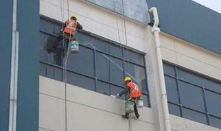 了解外墙高空粉刷基本措施