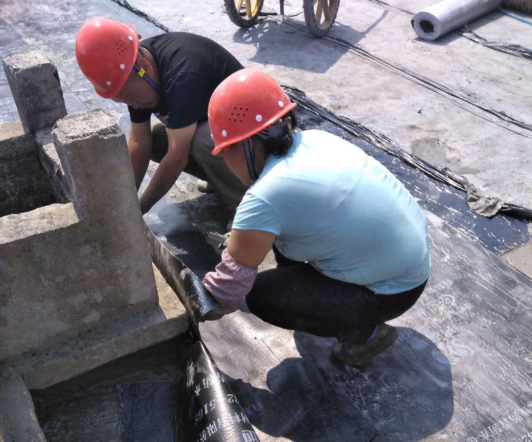 贵州高空防水补漏工程