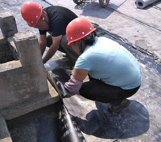 白云区铝厂防水施工
