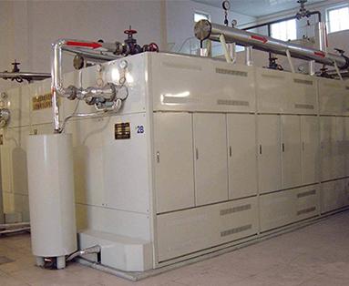 固体蓄热式电锅炉
