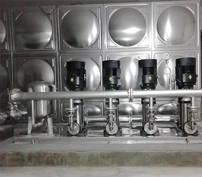 无负压给水设备设备工作原理级特点