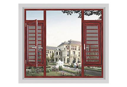 铝镁合金门窗型材批发
