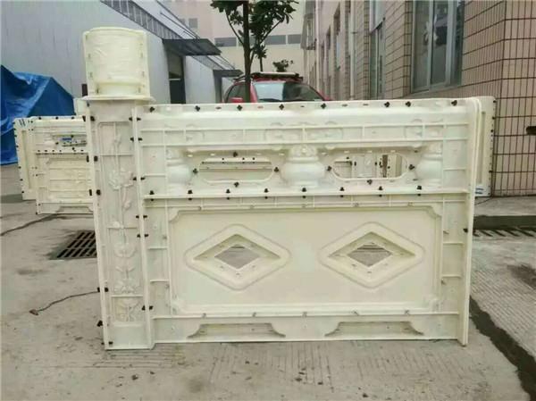 栏板。仿木系列7