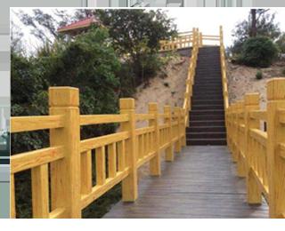 湖南仿木栏杆模具厂家