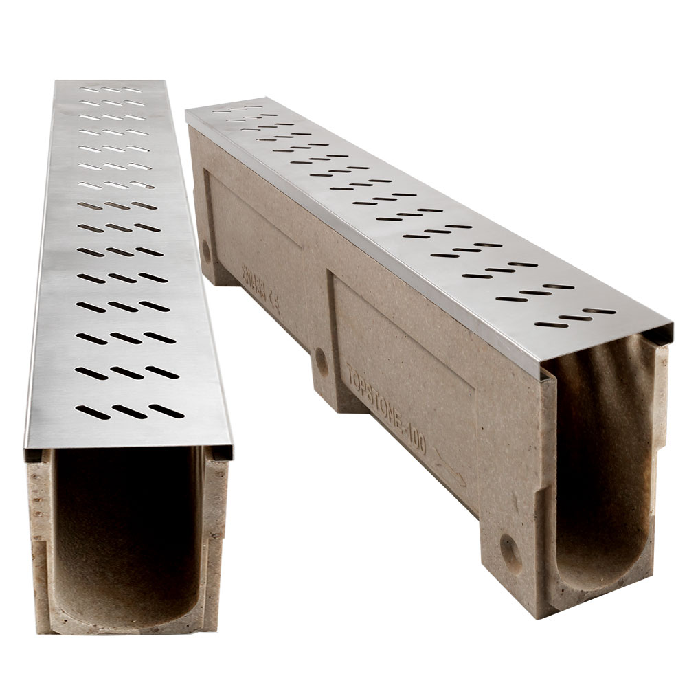 冲压式不锈钢盖板