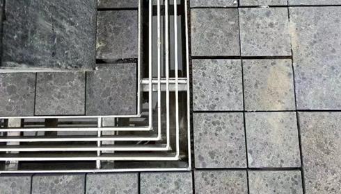 小区整体式排水沟案例