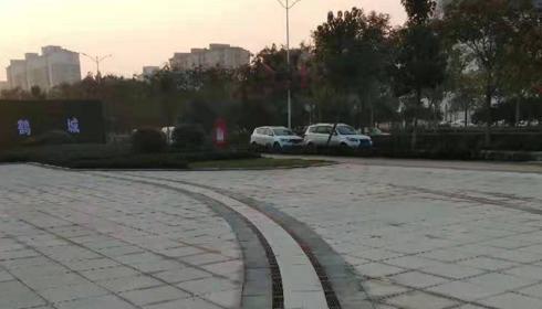 广场缝隙式排水沟
