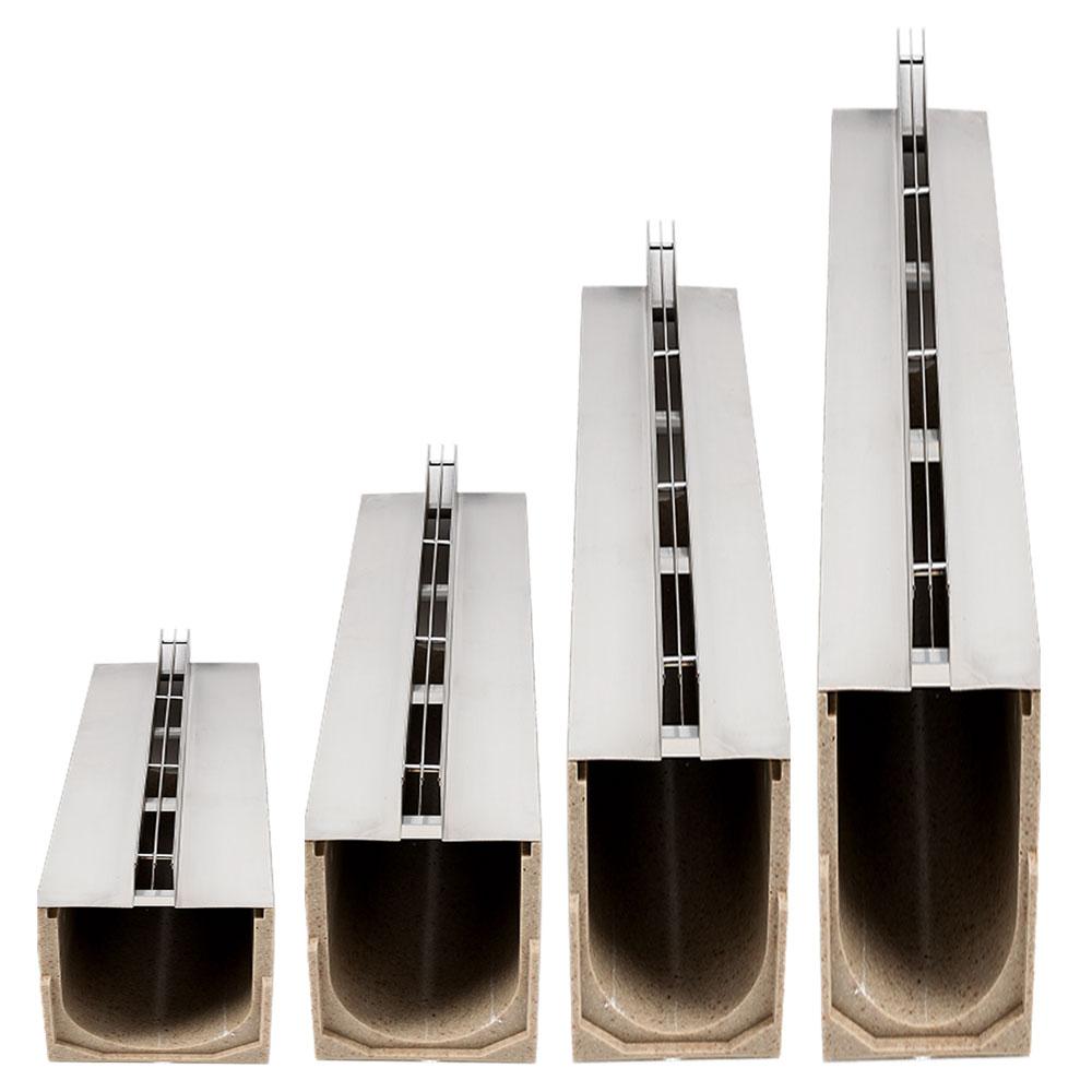 缝隙式树脂排水沟对环境美化起到关键性作用
