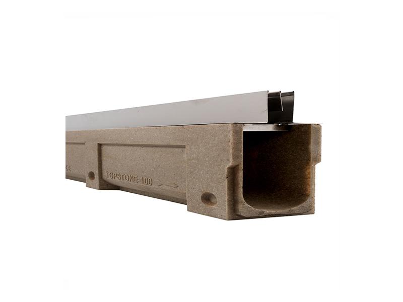 树脂混凝土中缝式成品排水沟
