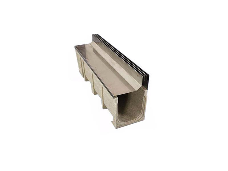 树脂混凝土侧缝式成品排水沟