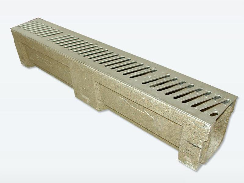 广元u型树脂混凝土排水沟