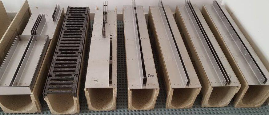 咸阳线性树脂排水沟