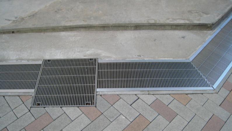 西安不锈钢格栅排水沟