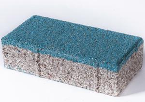 陶瓷透水磚與其它磚類區別有哪些?
