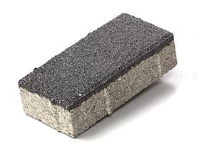 陶瓷透水磚(深黑色)