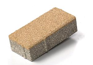陶瓷透水磚(淺黃色)