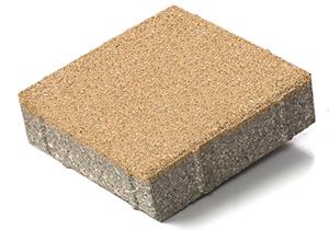 西安陶瓷透水磚(淺黃色)