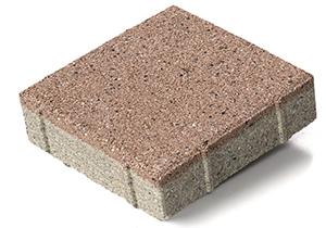 西安陶瓷透水磚(深黃色)