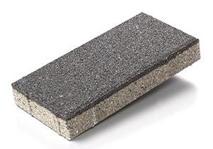 西安深灰色陶瓷透水磚