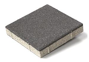 深灰色陶瓷透水磚