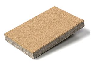西安淺黃色300x450mm陶瓷透水磚