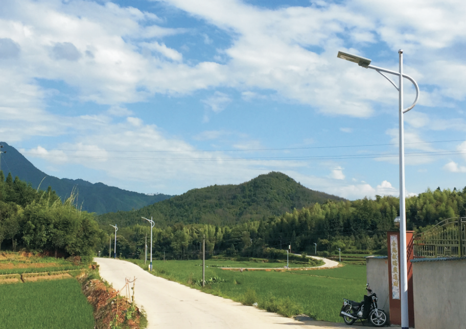 怎样预防LED路灯被雷电损坏?