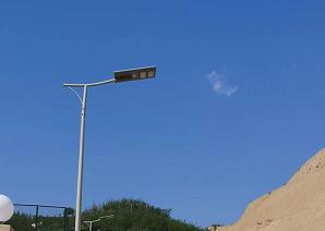 太阳能路灯为什么发展得很好?