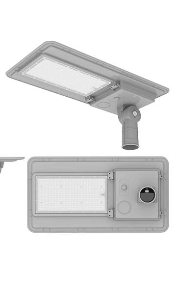 新款36w光能路燈