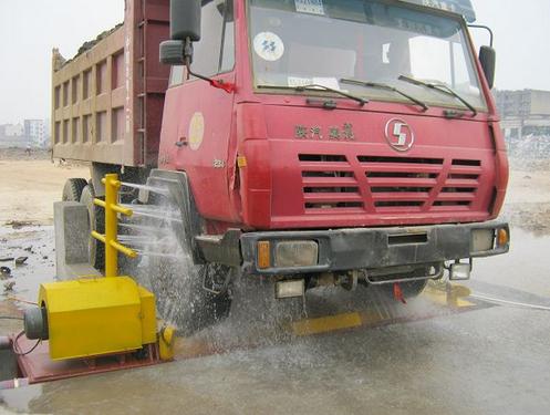 湖北洗輪機廠家分享自動洗輪機的清洗水可循環利用