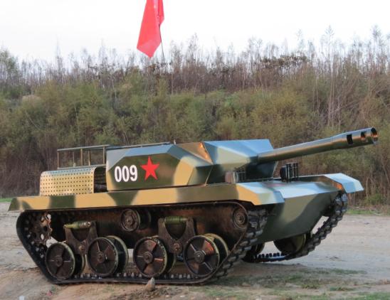 沙滩游乐坦克PC-T4