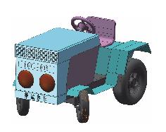 襄阳电动拖拉机
