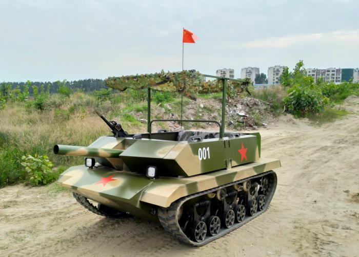 越野装甲车PC-T6
