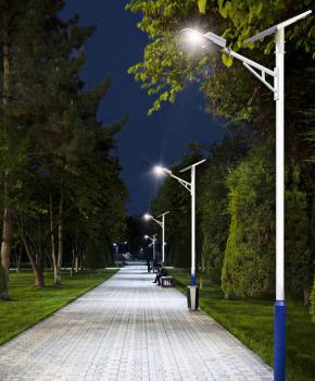 装置新农村光能路灯时应该要注意什么问题?