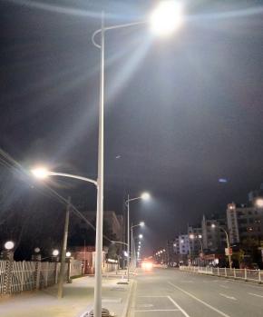 福建三陆极光承接市政照明工程