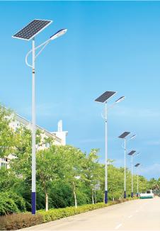 光能路灯的配置和安装需要注意哪些?