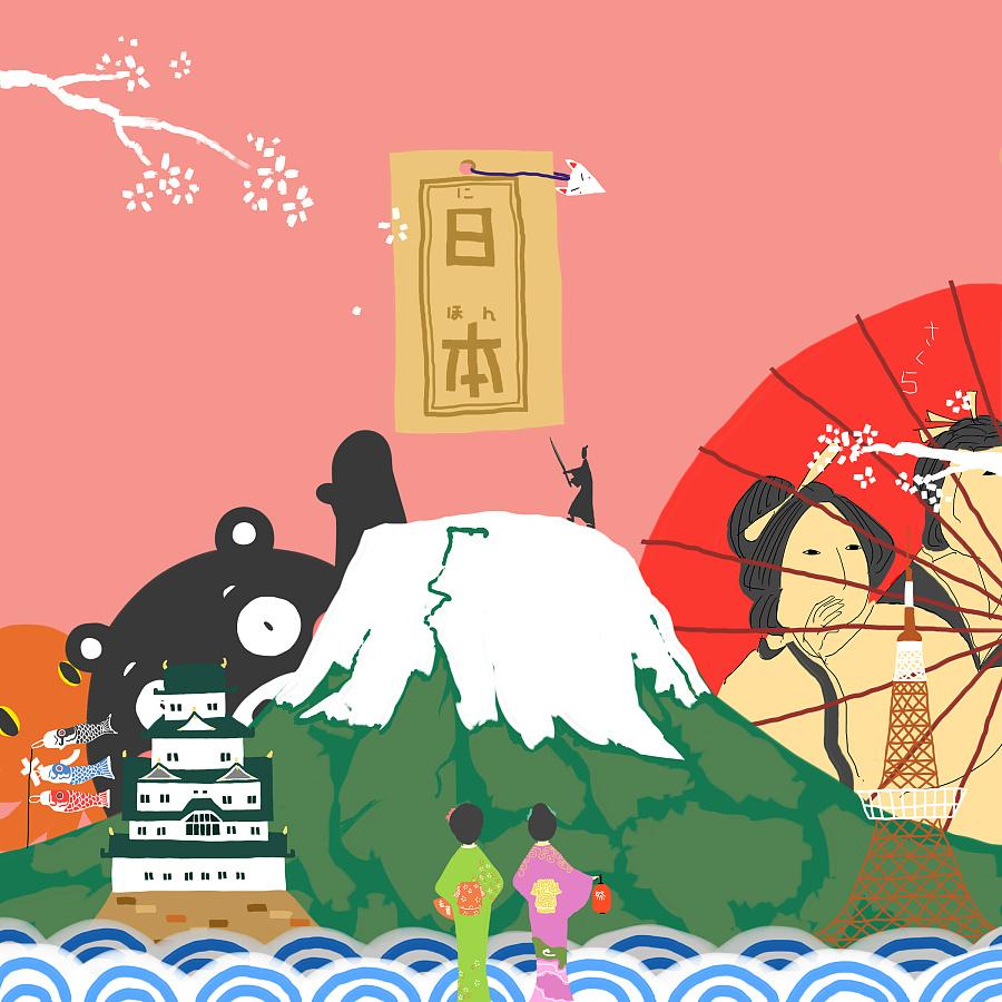 日本升学校内考课程